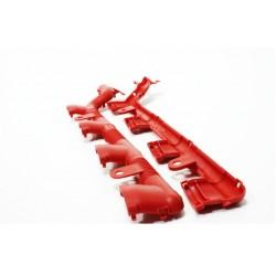 Καπάκι κάλυψης πλεξούδας πολλαπλασιαστών (κόκκινο)