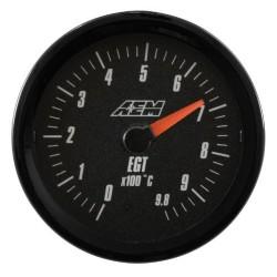 AEM ΠΥΡΟΜΕΤΡΟ EGT Gauge 0 - 980C code:30-5131M